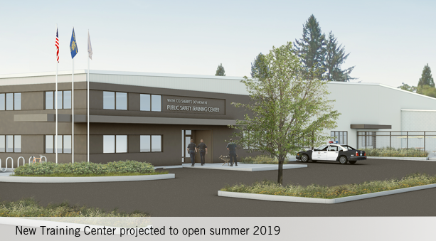 New training center projected to open summer 2018